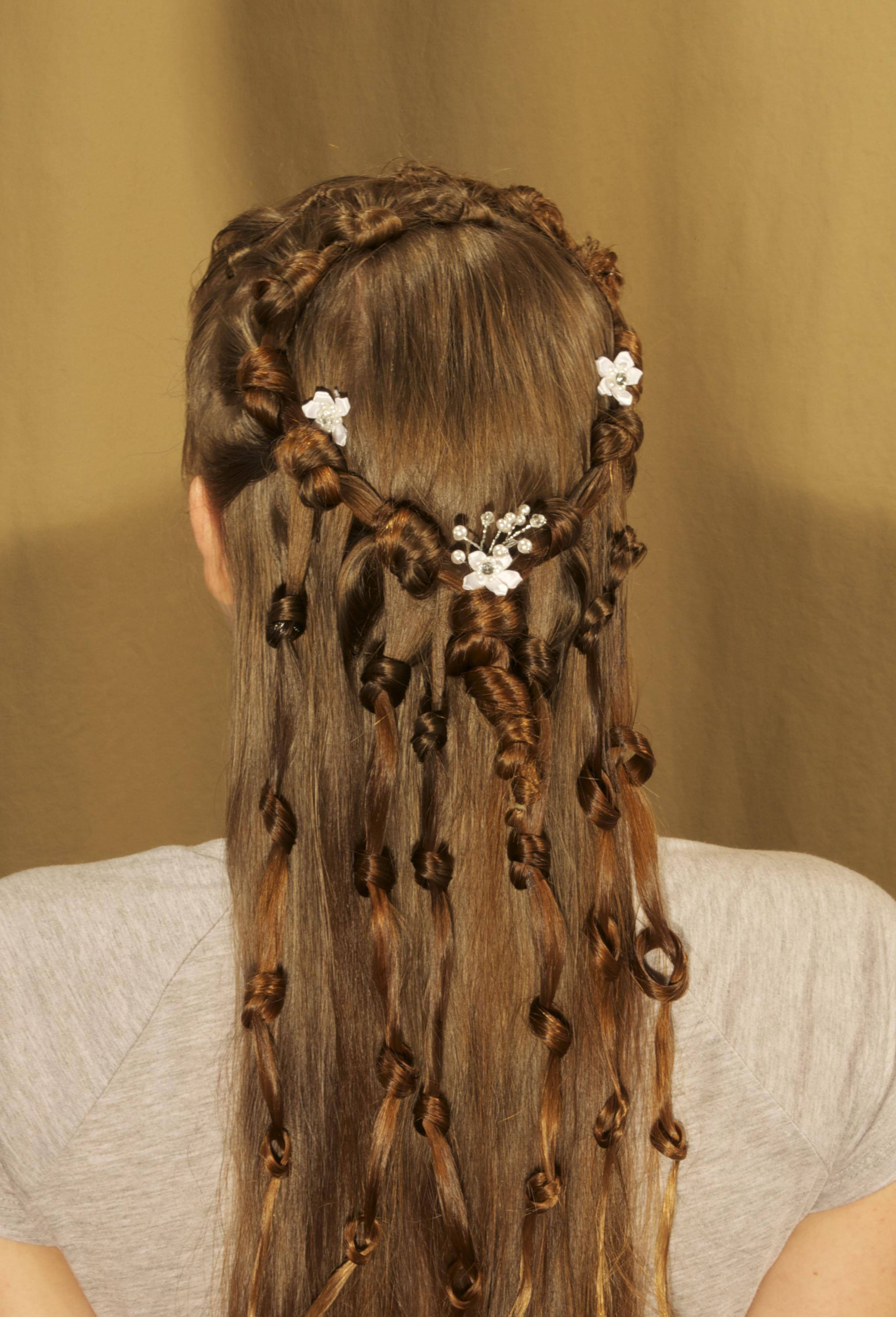 1-strand, pretzel, lace, teardrop, mini pretzel