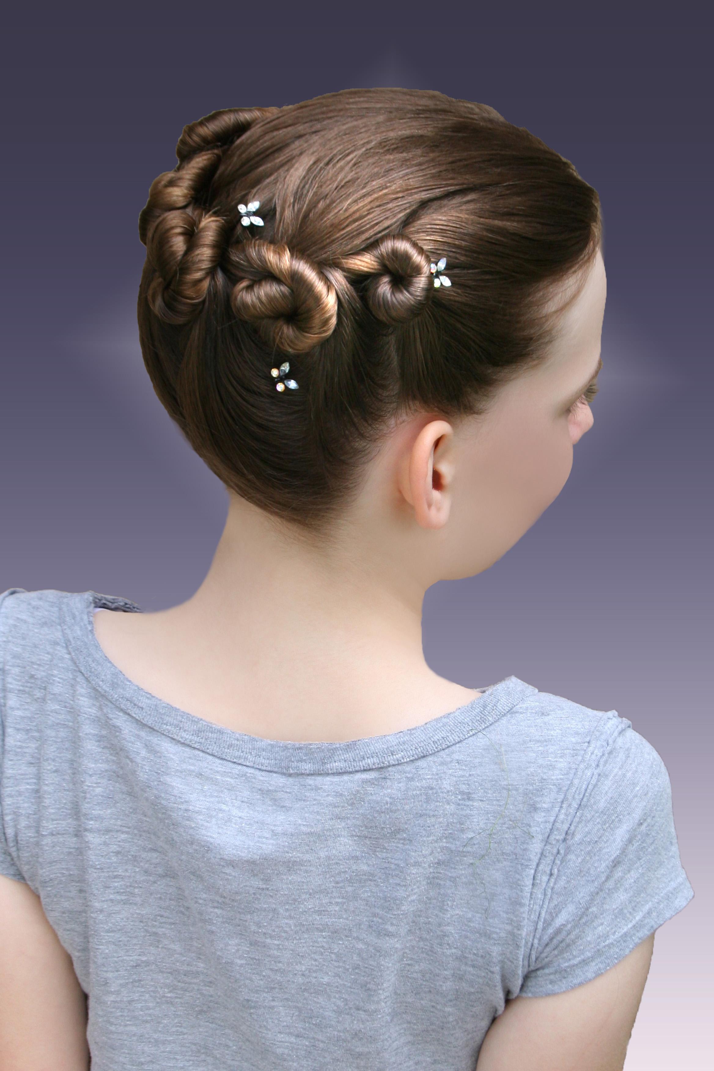 1-strand, rosette, lace