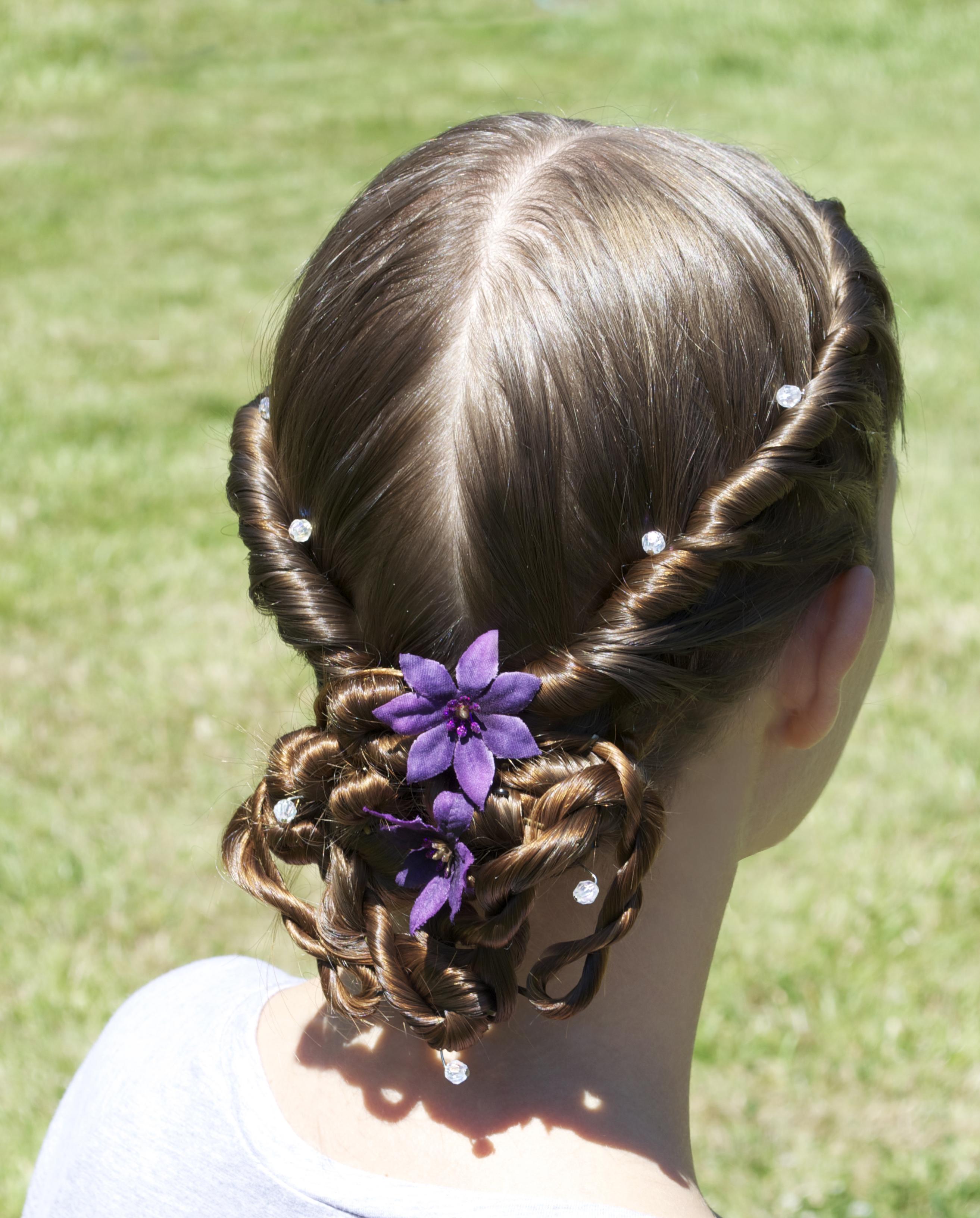 1-strand, twist, lace, double, mini one twist