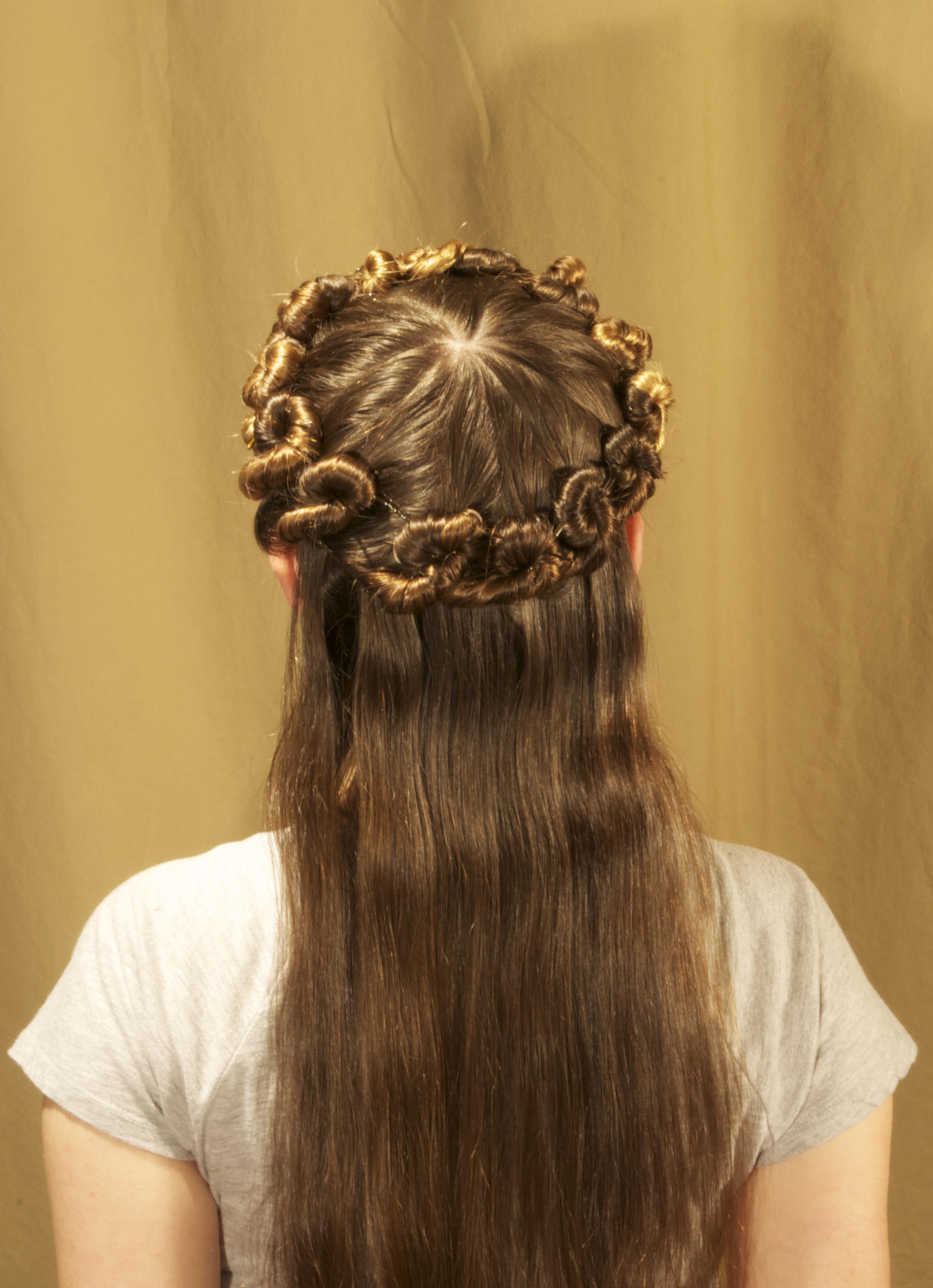 1-strand, rosette, halo, cascade