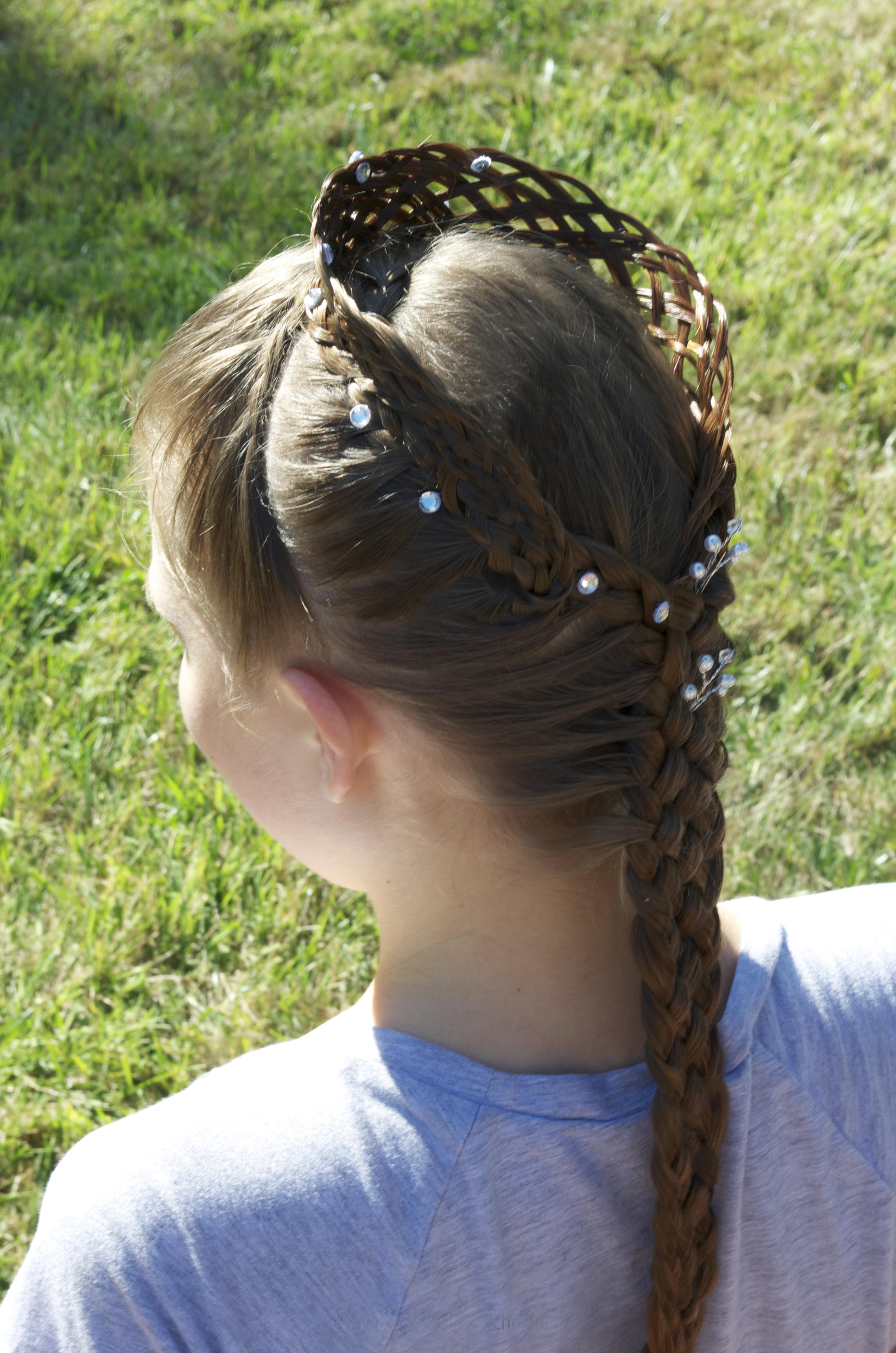 3-strand, french, lace, teardrop, mini nine