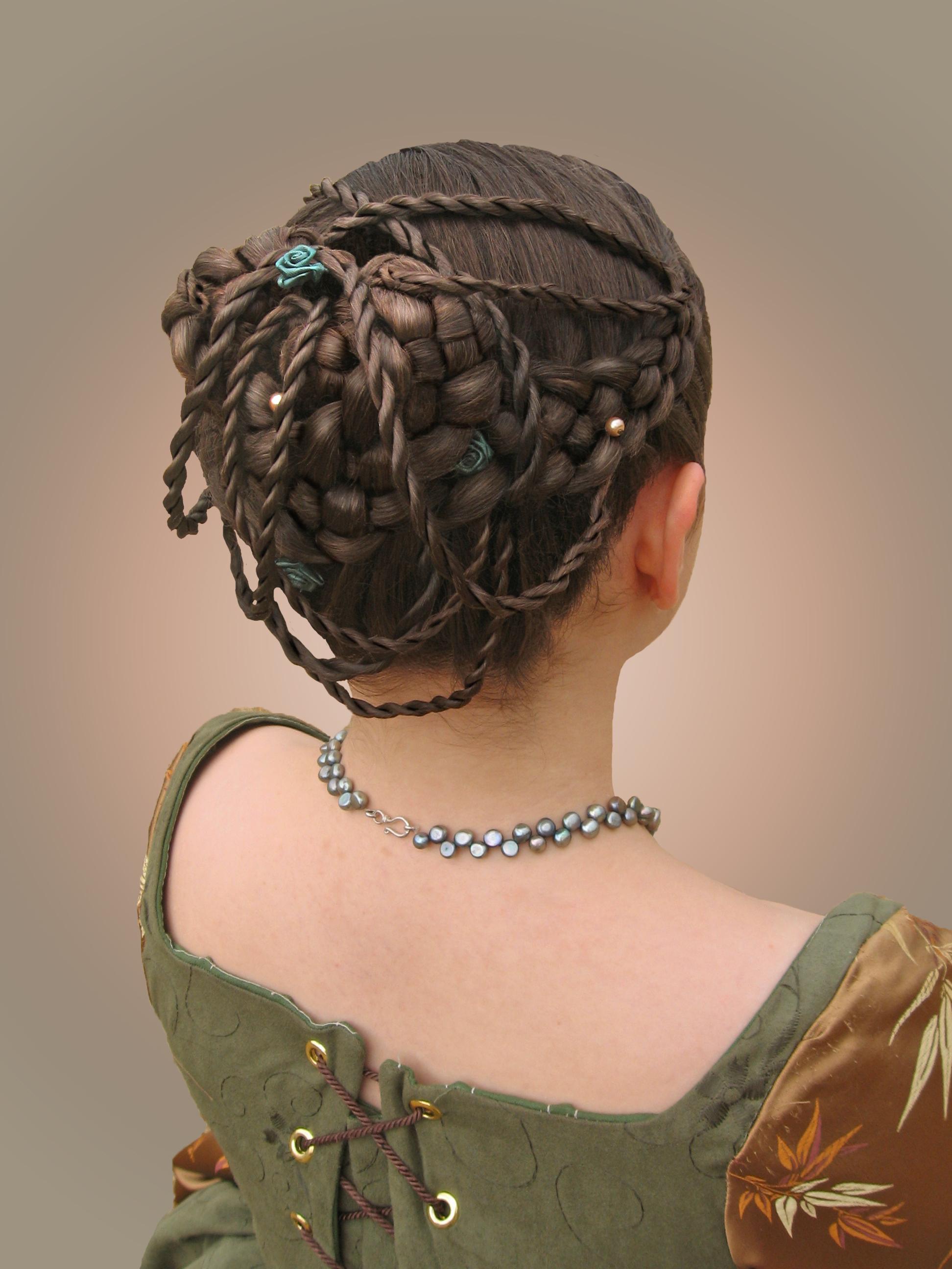 5-strand, dutch, stitch, classic, mini rope