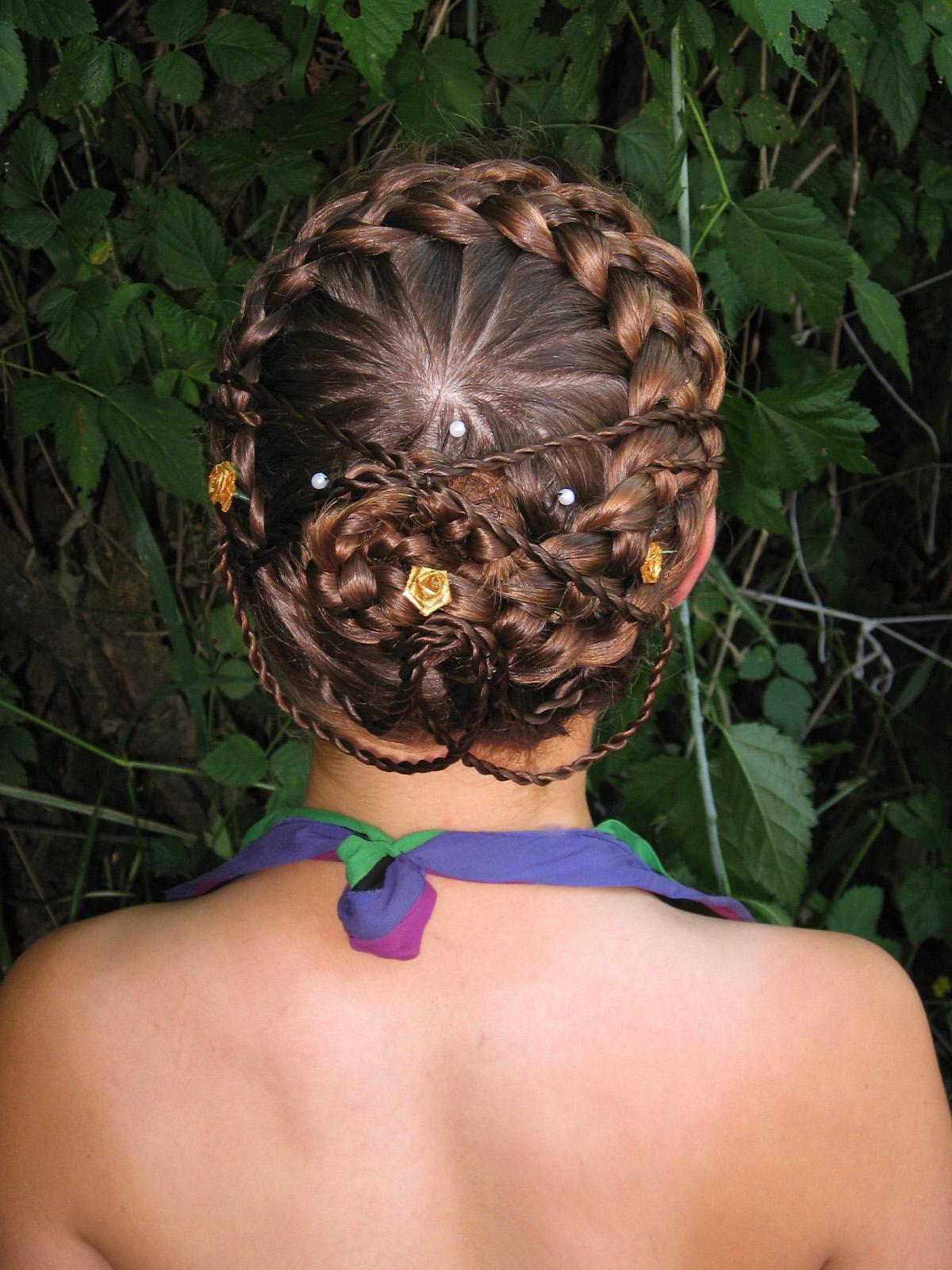 5-strand, dutch, stitch, halo, mini rope